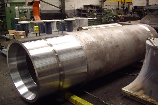 PHOTO-steel rolling