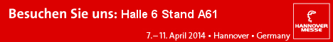 BWS Hannover Messe 2014
